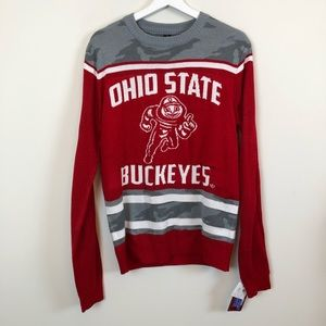 Ncaa Sweaters Ohio State Ugly Christmas Sweater Size Small Poshmark
